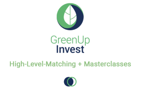 Greentech Start-ups pitching 2e of February in Düsseldorf