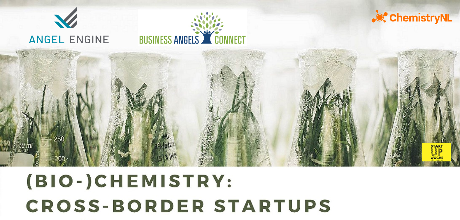 (Bio-)Chemistry: Cross-Border Startups